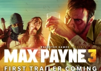 Max Payne 3 Trailer Coming September 14th