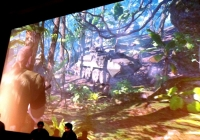"Kojima Productions ""Fox Engine Title"" Screenshots"
