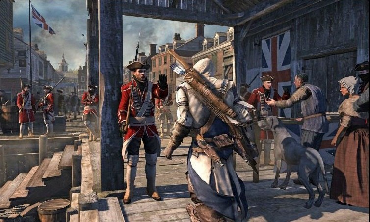 Assassin S Creed Iii Screenshot Leaks Lo Ping