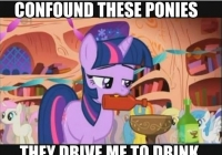 My Little Pony Fighting Game?  My Little Pony Fighting Game…