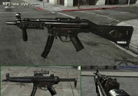 Leaked Modern Warfare 3 weapon images
