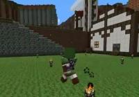 Ocarina of Time's Kakariko Village Recreated In Minecraft