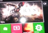 Xbox1 Dashboard Leak Video