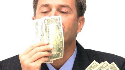 your money smells sooooo good